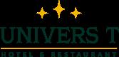 Univers T-logo hotel restaurant-verde-80